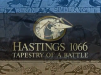 Hastings 1066 Tapestry of a Battle