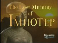 The Lost Mummy of Imhotep